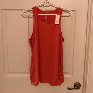 NWT PRISMSPORT Tank with Rouched Sides